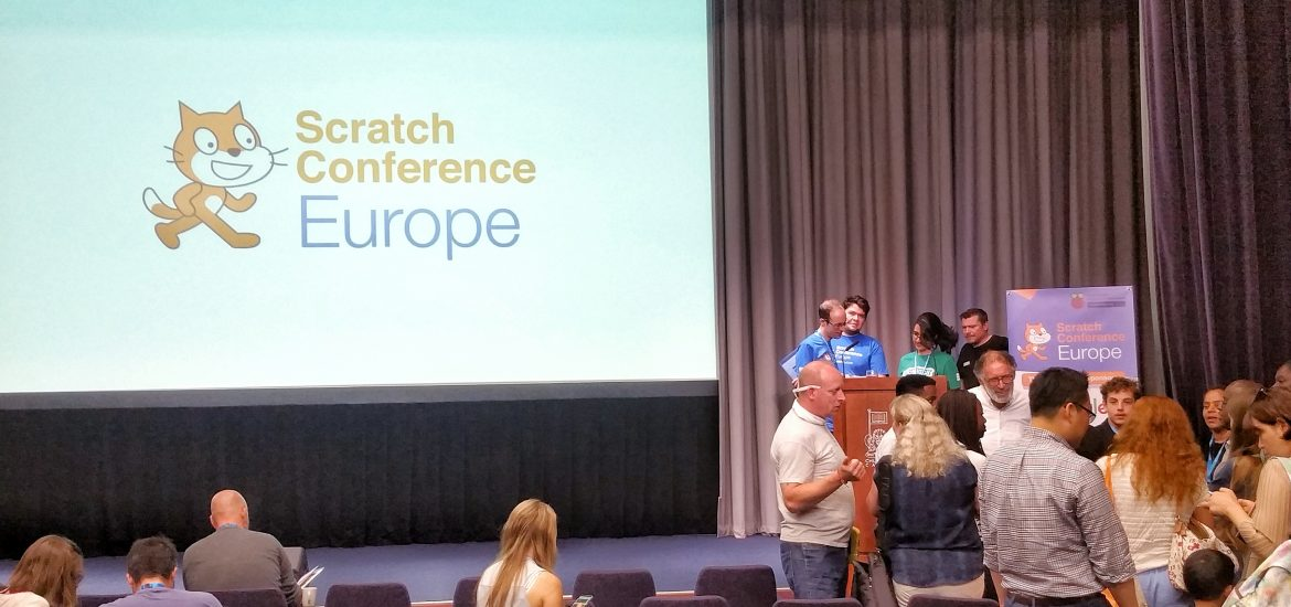 Scratch konference Europe