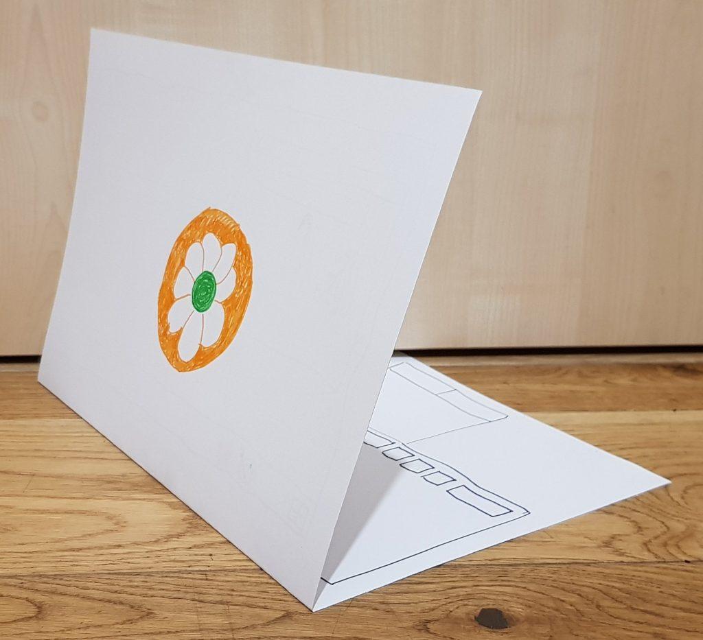 Počítač z papíru